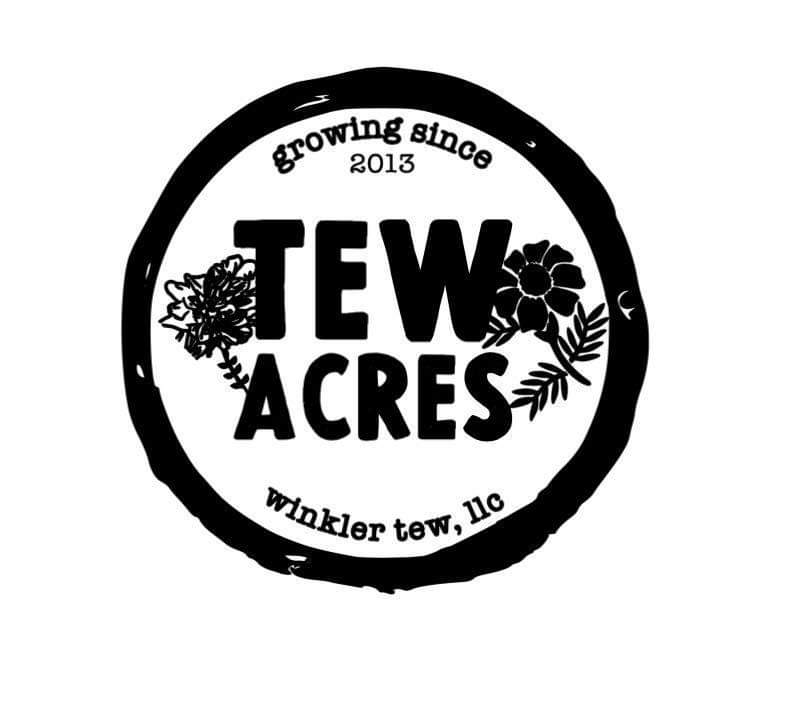 Tew Acres Logo